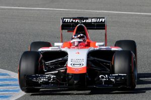 The new Marussia